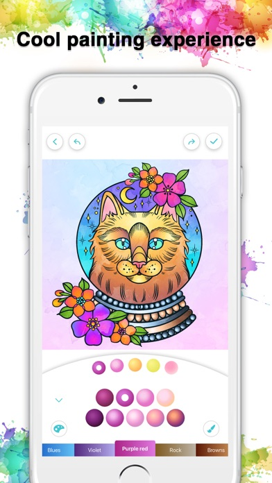 download ColorDream - Coloring book apps 3