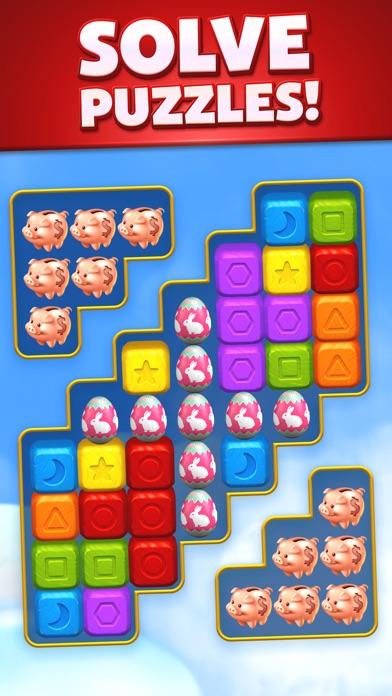 Screenshot of Toy Blast App
