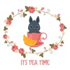 Tea Party Stickers Pack