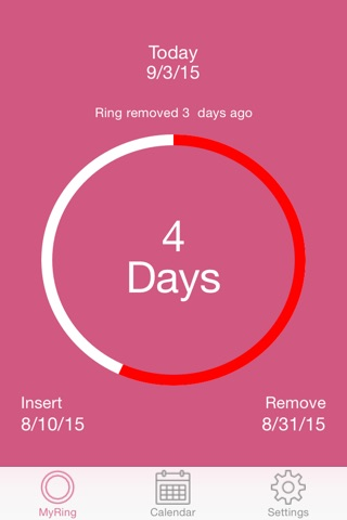 MyRing - Ring Contraceptive screenshot 3