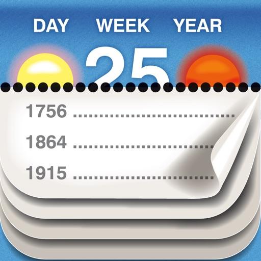 历史上的今天:Calendarium【趣味阅读】