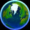 Earth 3D 앱 아이콘 이미지