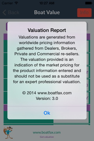 Boat Valuer screenshot 4
