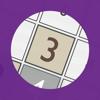 ナンプレ パープル - 人気の数字クロスワード