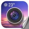 天氣貼紙相機 - 天氣水印美化你的照片