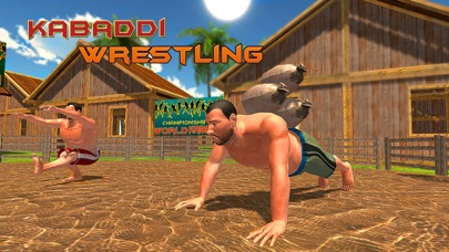 Real Pro Kabaddi Wrestling 17Скриншоты 1