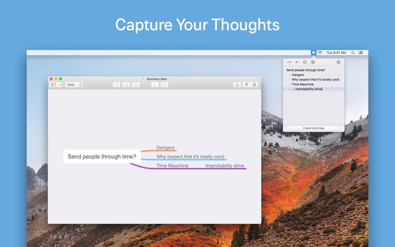 MindNode 5 for Mac