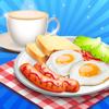 frukostlagningstid - köksrestaurang