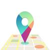 高的地图追踪器 - 手机定位