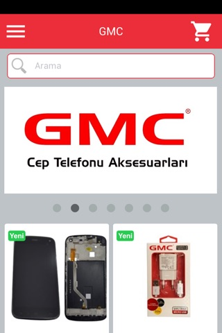 GMC Genç Group screenshot 1