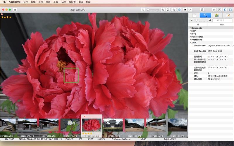 ApolloOne for Mac 2.0 激活版 - 优秀的图片浏览工具
