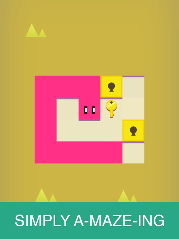 Screenshot 5 Maze Dash!
