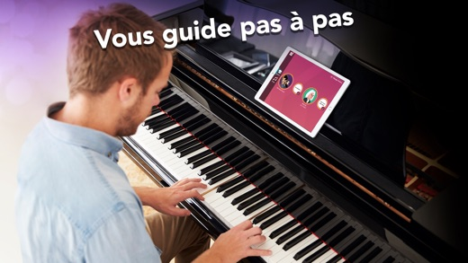 Simply Piano par JoyTunes Capture d'écran
