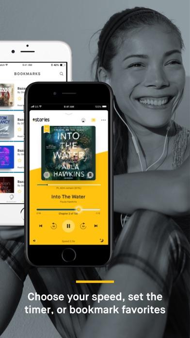 Audiobooks from eStories Скриншоты6