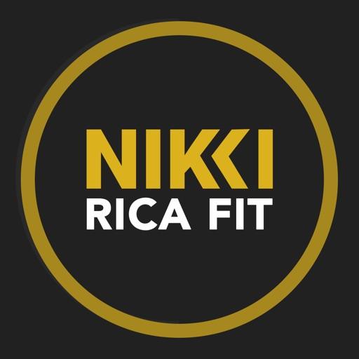 Nikki Rica Fit iOS App