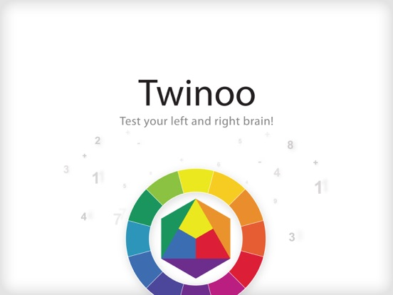 Twinoo Brain Training Screenshots