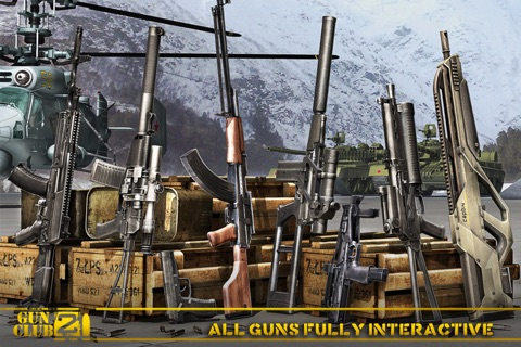 GUN CLUB 2 - Best in Virtual Weaponry screenshot 1