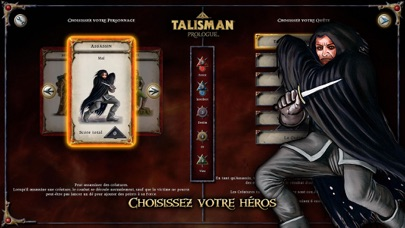 Screenshot #2 pour Talisman Prologue HD