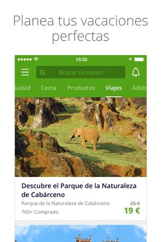 Groupon screenshot 4