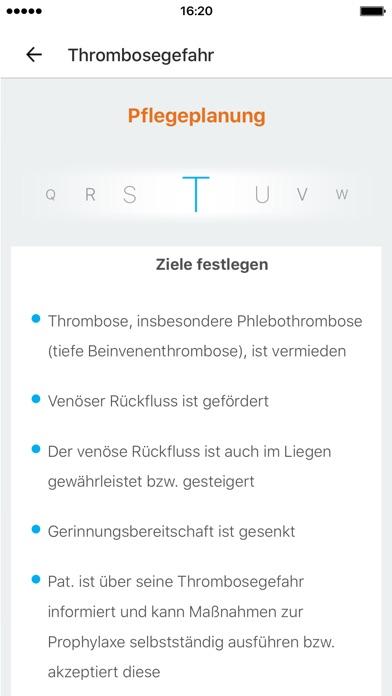 Screenshot for Elsevier Pflege in Germany App Store