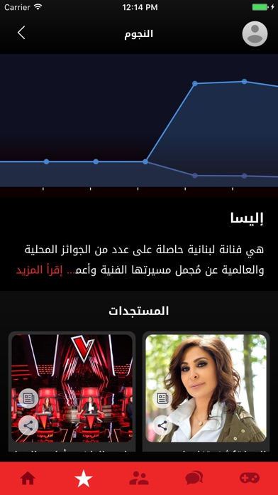 MBC The Voiceلقطة شاشة2