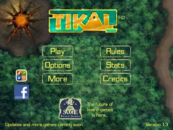 Screenshot #1 for Tikal