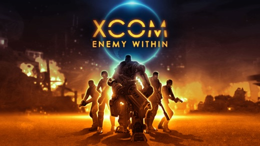XCOM enemy within No wifi games for iPhone and android