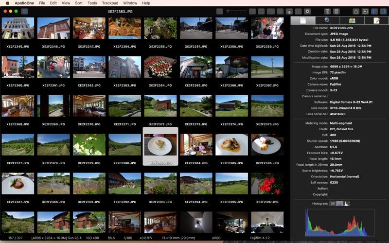ApolloOne for Mac 2.0.0 激活版 – 优秀的图片浏览工具-爱情守望者