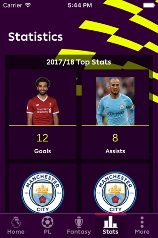 Premier League - Official App screenshot 4