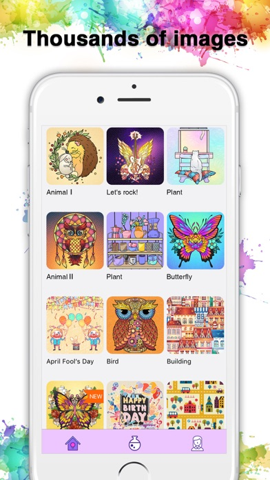 download ColorDream - Coloring book apps 1