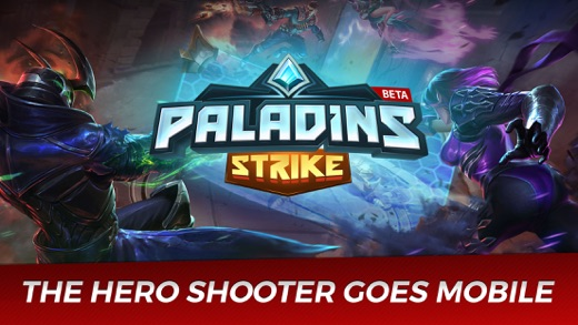 Paladins Strike Screenshots