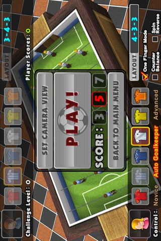 Let's Foosball screenshot 4