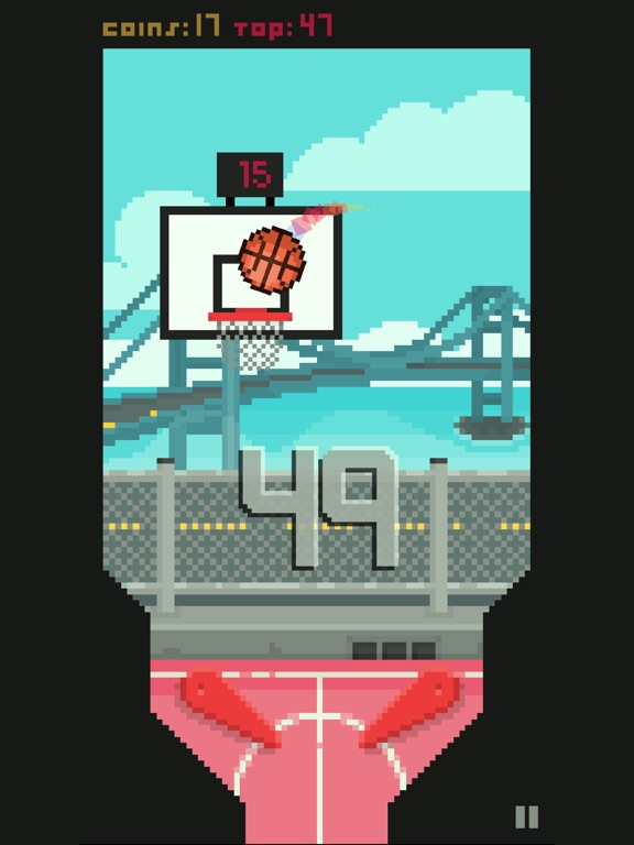 Screenshot 1 Swish Ball!