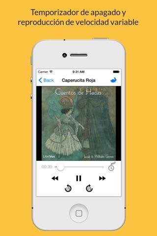 LibriVox Audio Books Pro screenshot 2