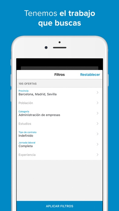 download InfoJobs - Trabajo y Empleo apps 0