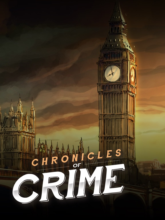 Chronicles of Crime Скриншоты6