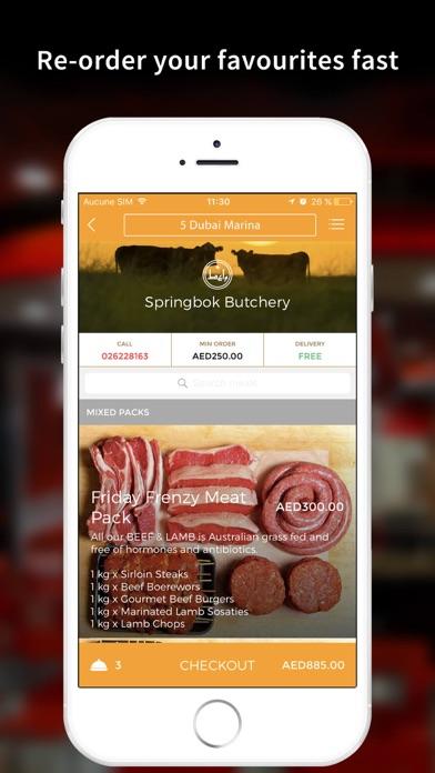 Fast Food Order Online Dubai