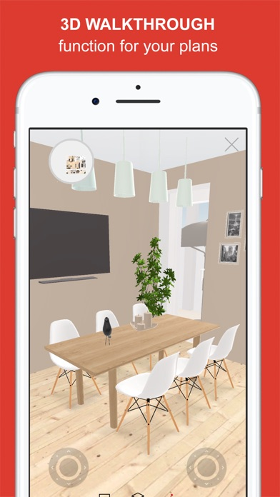 Roomle 3d ar room planner on the app store for 3d room planner ipad