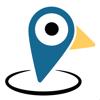Chirp GPS phone tracking