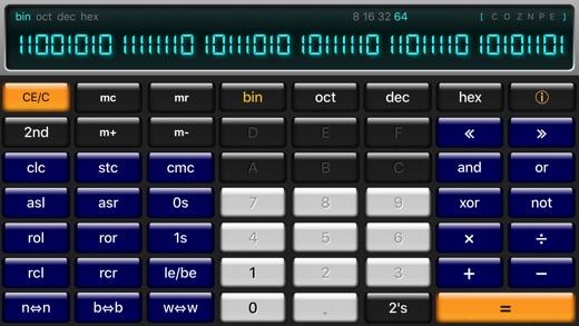 devCalc Pro Screenshots