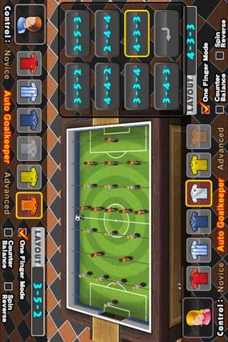Let's Foosball screenshot 2
