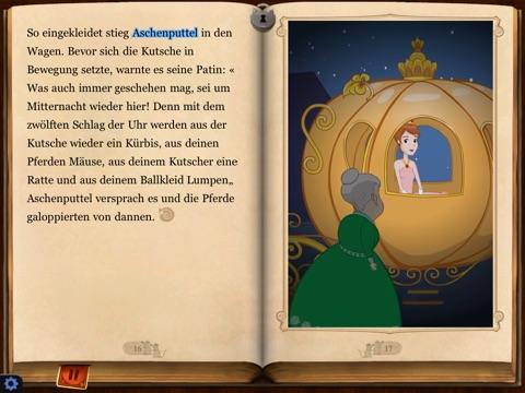 Cinderella by Chocolapps screenshot 4