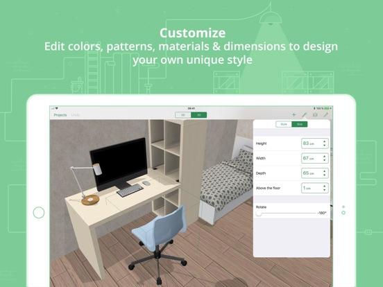 planner5d innendesign planer im app store