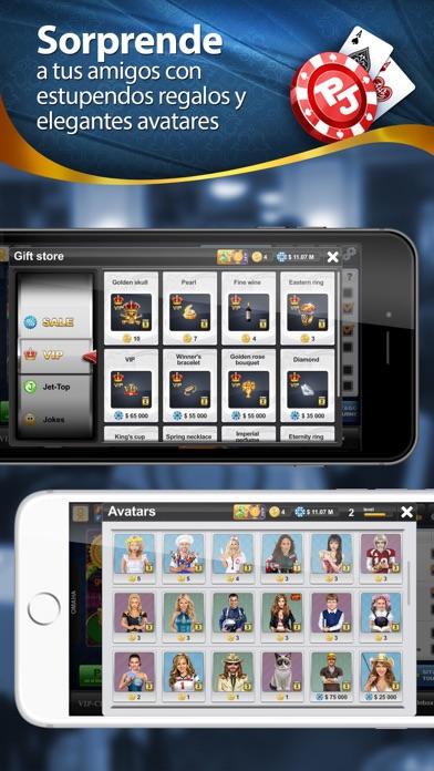 Captura de pantalla de l'iPhone 5