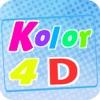 Coloring 4D Kolor4D