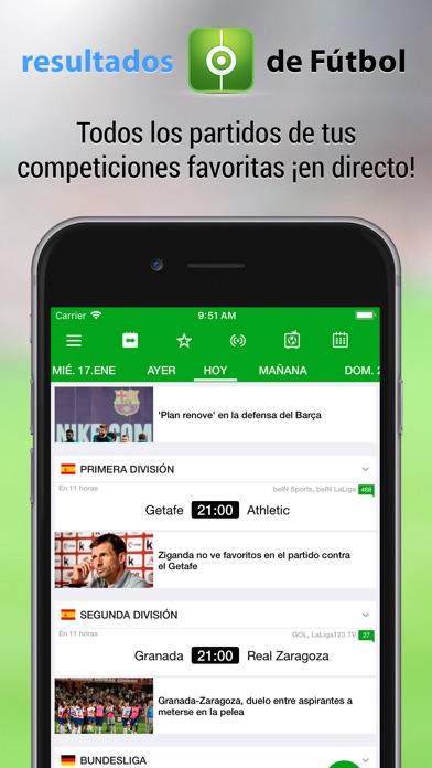 download Resultados de Fútbol BeSoccer apps 0