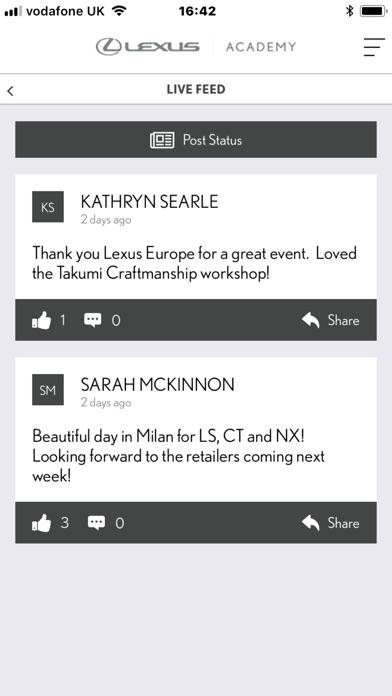 Lexus Academy EuropeСкриншоты 1