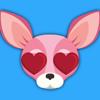 Marisa Marquez - Animated Pink Chihuahua  artwork
