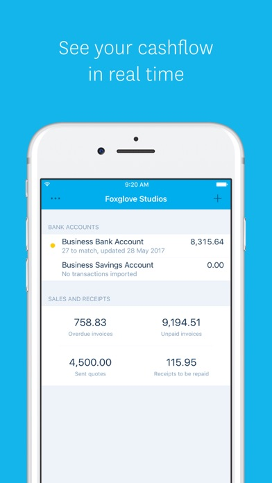 download Xero Accounting & Invoices appstore review
