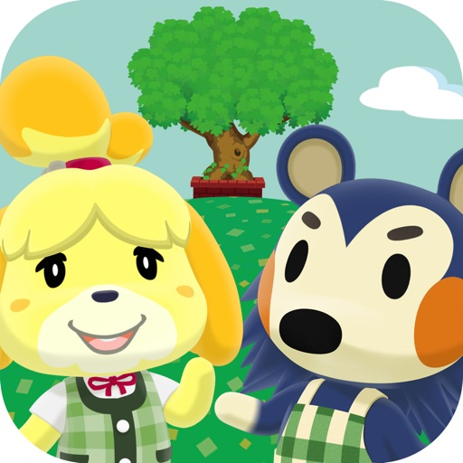 Animal Crossing: Pocket Camp app for ipad